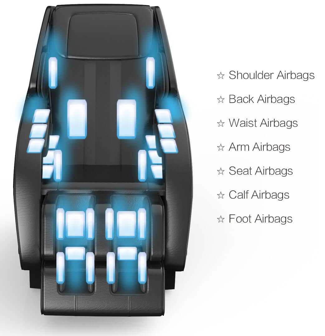 IndulgePMC3400L-airbags